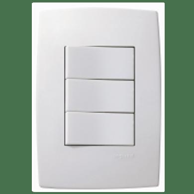 Interruptor-de-Embutir-3-Teclas-Paralelas-10A-Horizontal-Pial-Plus