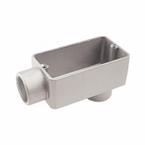 Condulete-de-Aluminio-Tipo-LB-Com-Rosca-BSP-Sem-Pintura---3-4-Polegada-