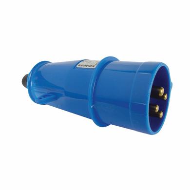 Plug-Blindado-Macho-de-4-Polos-para-220-240V-9h-Azul-IP44---16A