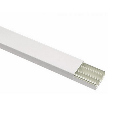 Canaleta-PVC-Sistema-X-50x20x2000mm-Branca