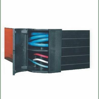 Curva-para-Canaleta-ABS-Vertical-73x25mm-Cinza