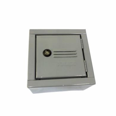 Caixa-de-Telefonia-Metalica-de-Sobrepor-40x40x12-Cm-N3-Caixa-de-Telefonia-Metalica-de-Sobrepor-40x40x12-Cm-N3