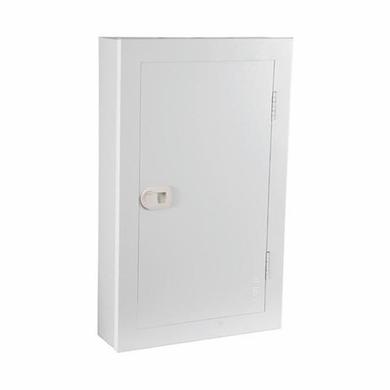 Centro-de-Distribuicao-Metalico-de-Sobrepor-28-20-Disjuntores-Din-Ul-Branco-Com-Porta-Branca-Sem-Barramento-100A-Centro-de-Distribuicao-Metalico-de-Sobrepor-28-20-Disjuntores-Din-Ul-Branco-Com-Porta-Branca-Sem-Barramento-100A