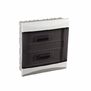 Centro-de-Distribuicao-em-PVC-de-Embutir-3-4-Disjuntores-Din-Ul-Branco-Com-Porta-Branca-Sem-Barramento-100A-Centro-de-Distribuicao-em-PVC-de-Embutir-3-4-Disjuntores-Din-Ul-Branco-Com-Porta-Branca-Sem-Barramento-100A
