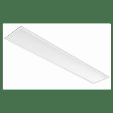 Lumin ria comercial 2x110w de embutir para fluorescente - Luminaria fluorescente estanca ...