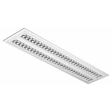 luminaria-comercial-2x14-24w-de-embutir-para-fluor-tubular-t5-vazia-e81-tp