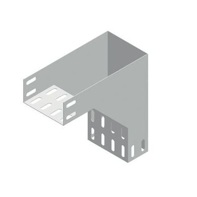 curva-para-eletrocalha-perfurada-inversao-100x100mm