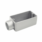 Condulete-de-Aluminio-Tipo-LB-Com-Rosca-BSP-Sem-Pintura---1-4-Polegada-