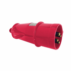 Plug-Blindado-Macho-de-4-Polos-para-380-440V-6h-Vermelho-IP67---63A-