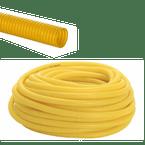 Conduite-PVC-Corrugado-Medio-Amarelo---1-2-polegada