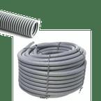 Conduite-PVC-Corrugado-Medio-Cinza---3-4-polegada