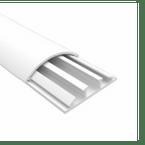Canaleta-PVC-de-Piso-52x14x2000mm-Cinza