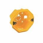 Caixa-de-Derivacao-em-PVC-Para--Parede-3x3-Fundo-Fixo-Com-Orelha-Metalica-Preta-Caixa-de-Derivacao-em-PVC-Para--Parede-3x3-Fundo-Fixo-Com-Orelha-Metalica-Preta