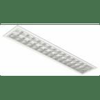 luminaria-comercial-2x28-54w-de-embutir-para-fluor-tubular-t5-vazia-e93